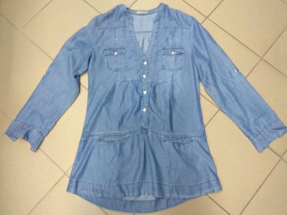 Koszule Bluzka koszula jeansowa Fascinate XL