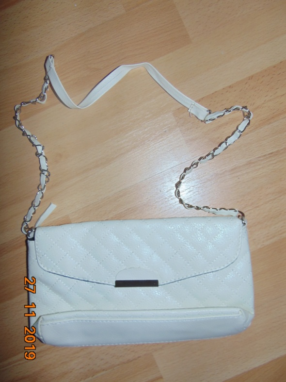 Biała torebka
