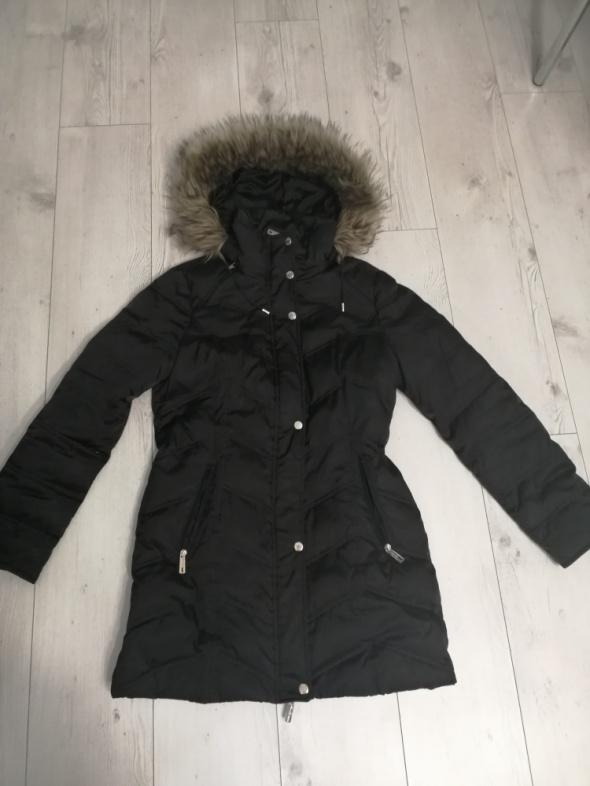długa kurtka s oryginalna