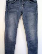 niebieskie dżinsy Orsay 38...