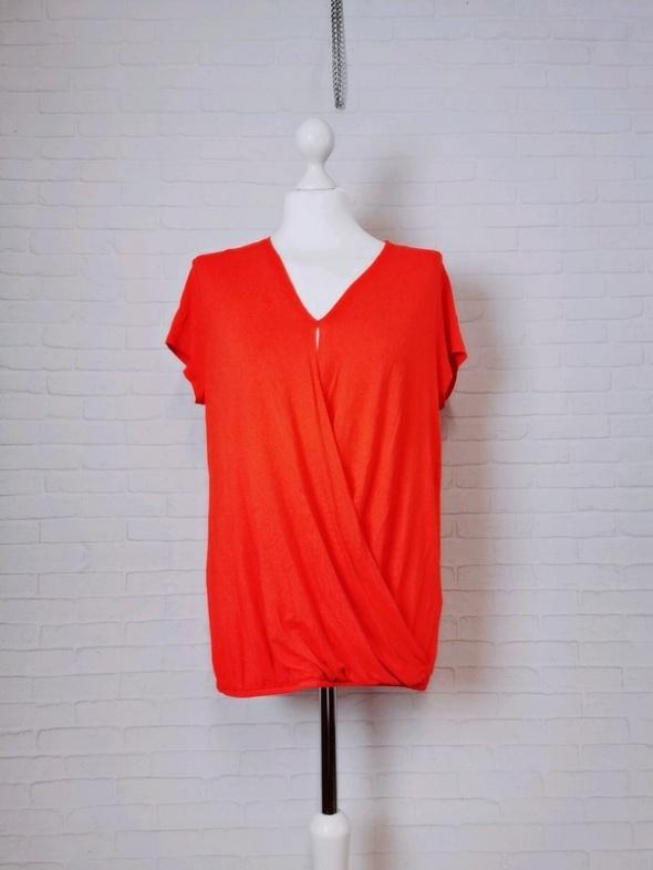12 40 L George Pomarańczowa bluzeczka