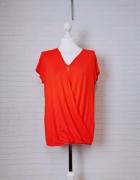 12 40 L George Pomarańczowa bluzeczka...
