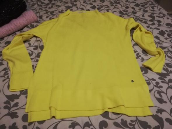 Swetry Żółty Sweterek Reserved