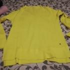 Żółty Sweterek Reserved