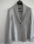 mięciutki sweterek z angorą Marks Spencer 42...