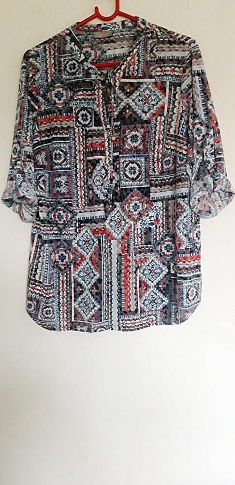 kolorowa bluzka C&A 48...