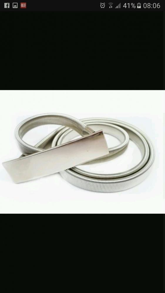 Metalowy pasek elastyczny