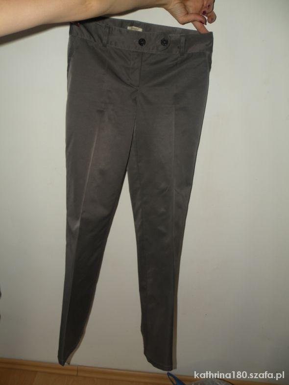 Spodnie na kant