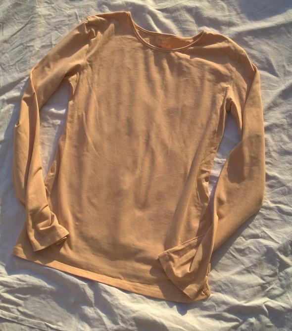 Klasyczna beżowa bluzka atlantic