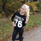 czarna sportowa bluza