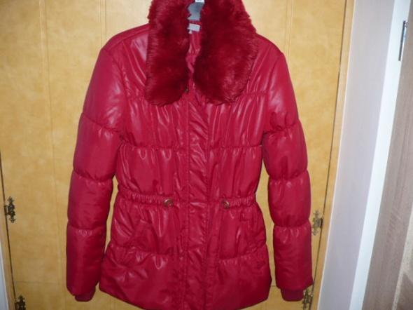 Odzież wierzchnia Piękna bordowa kurtka