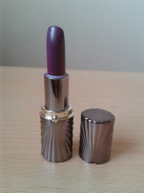 Pomadka szminka Rouge Baiser L authentique Mademoiselle 300 fioletowa