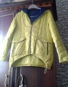 limonkowa kurtka
