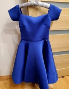 Sukienka Emo chabrowa 36