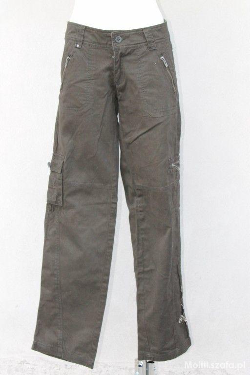 długie spodnie VOLCANO