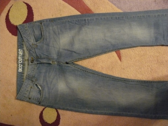 Spodnie jeansowe CA 40