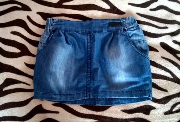 jeans spódniczka