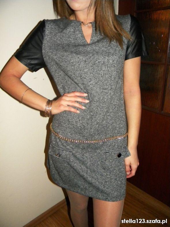 Sukienka Tunika włoska