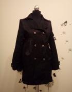Płaszcz wiosenno jesienny w rozmiarze XS S...