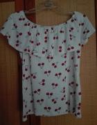 Bluzeczka w wisienki
