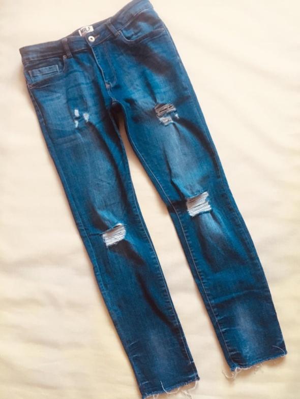MR F spodnie dżinsowe W32 L32