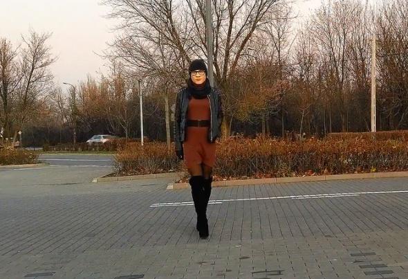 Jesienna stylizacja...