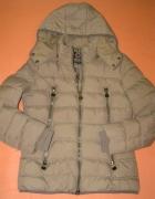 Ciepła zimowa pikowana kurtka HiKiss Fashion Athletics S M zip...