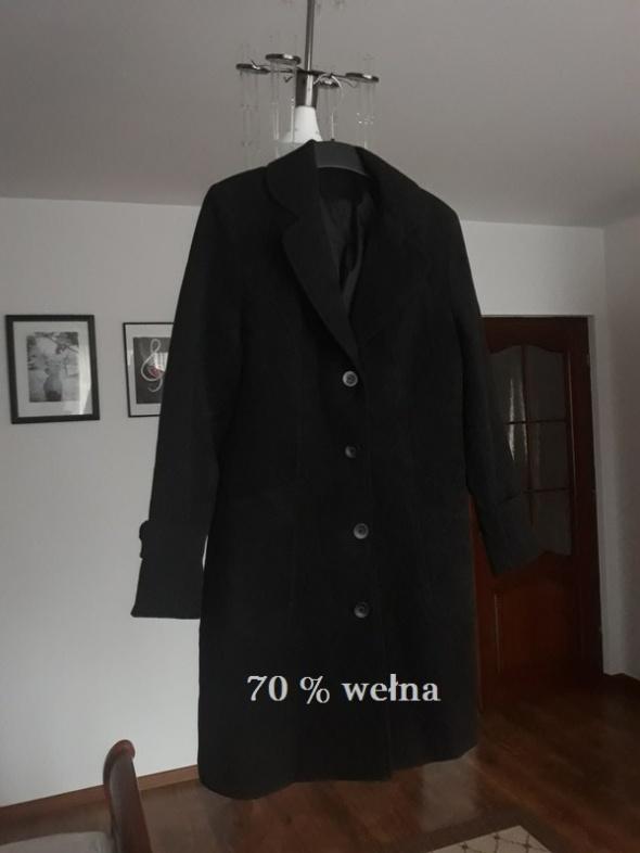 Płaszcz 70 procent wełna...