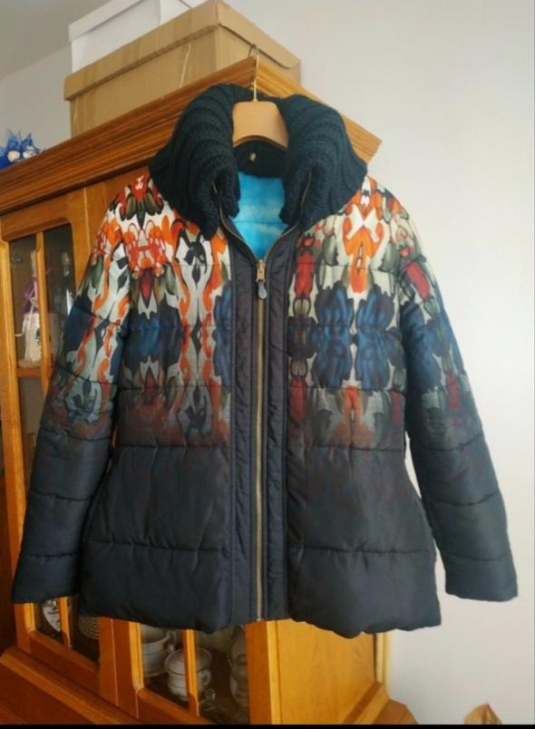 Odzież wierzchnia Piękna kurtka Desigual r L