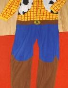 Piżama Toy Story Chudy onesie kigurumi L