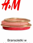 Bransoletki H&M