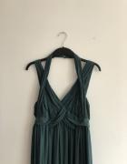 Piękna zielona sukienka ZARA...