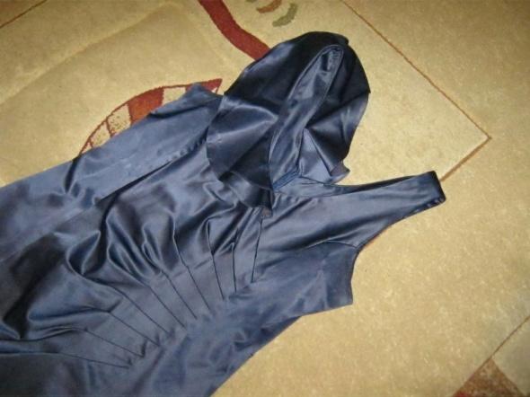 sukienka maskująca brzuch rozmiar 40