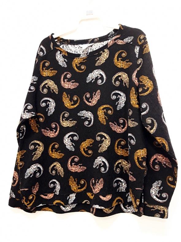 bluzka H&M czarna L XL...