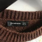 stradivarius modny sweter stan idealny