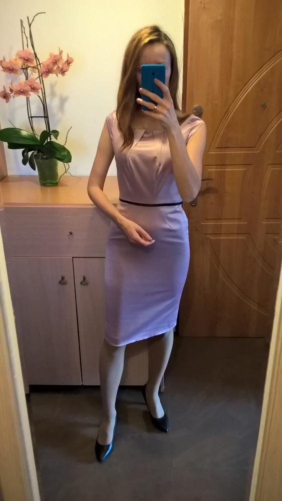 Elegancka ołówkowa sukienka XS S
