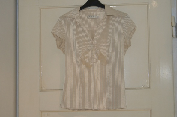Kremowa koszula AGGI rozmiar M