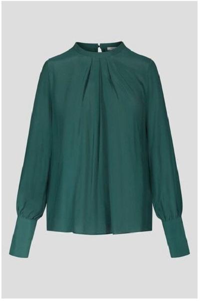 Orsay zielona bluzka z szerokim rękawem...
