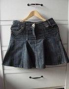 Spódnica dżinsowa rozkloszowana...