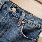 Levis jeansowa spódnica must have
