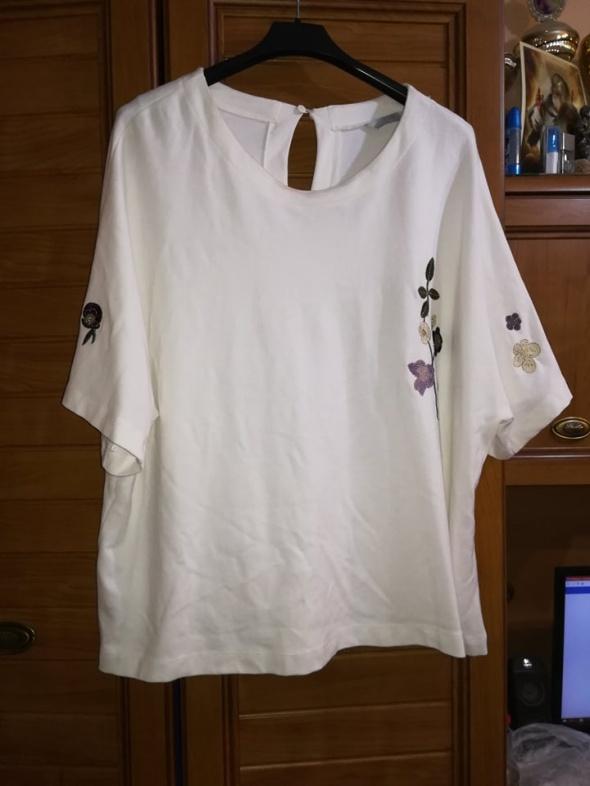H&M śliczna bluzeczka dla puszystej 48 50