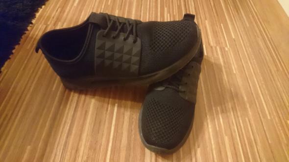 Buty sportowe Ariel Black czarne