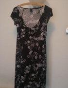 sukienka vero moda w kwiatuszki L...