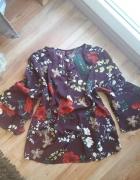 bluzka kwiaty nowa...