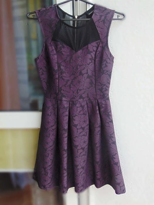 sukienka rozkloszowana...