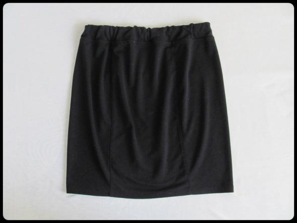 DIVERSE czarna spódnica 40 L na gumce