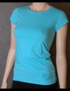 HENDERSON koszulka damska krótki rękaw TREJA kol jeans rozm S