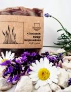 Mydło naturalne cynamon 100g