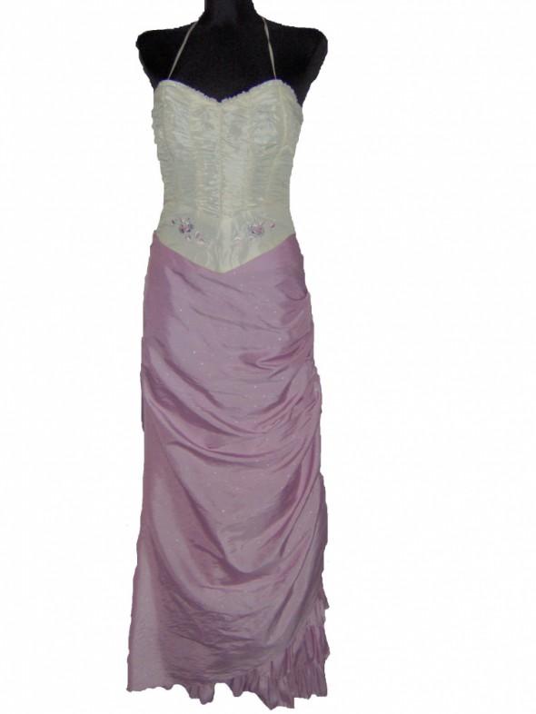 sukienka wieczorowa Sylwester studniówka roz 38