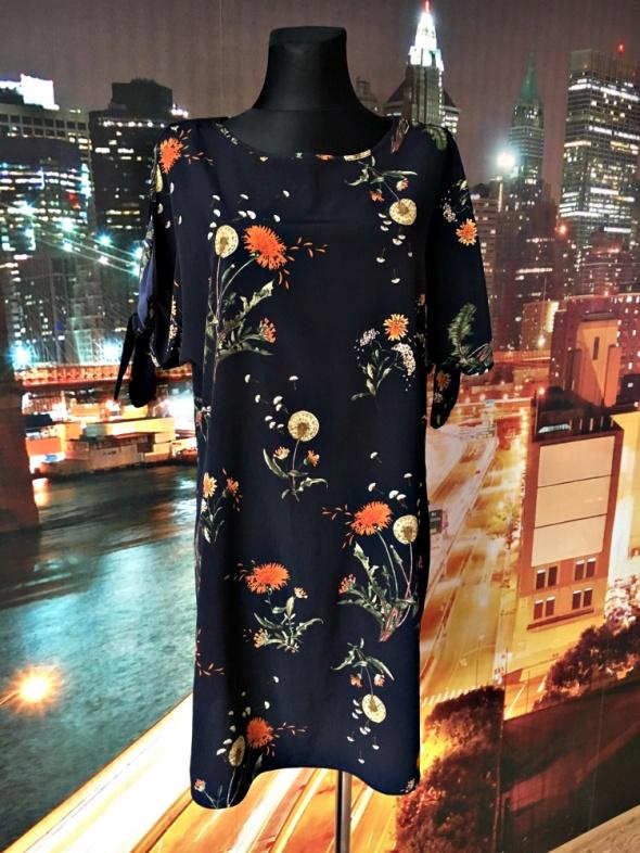 george sukienka luźny fason wycięcie na ramionach 40 L